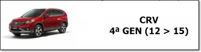 CRV 4ª GEN