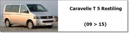 CARAVELLE T 5 Restiling