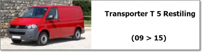 TRANSPORTER T 5 R